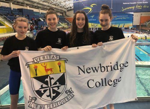 201904 Newbridge College Swim 2